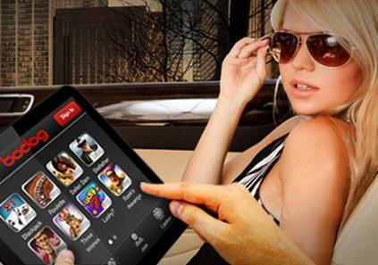 Bodog app on mobile devices